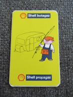 Sticker  Shell  Butagaz - Stickers