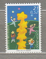 EUROPA CEPT 2000 Belgium Mi 2973 MNH (**) #30561 - 2000