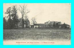 A927 / 735 57 - Domaine D'Alteville Pres Dieuze Chateau Et La Ferme - Sin Clasificación