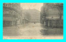A928 / 205 75 - INONDATIONS DE PARIS Janvier 1910 Rue De L'Arcade - Alluvioni Del 1910