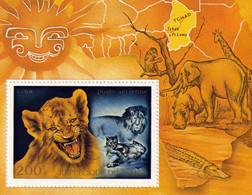 TCHAD - Faune, Lion - Y&T BF 13 B - 1972 - MNH - Tschad (1960-...)