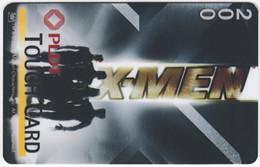 PHILIPPINES A-094 Prepaid PLTD - Cinema, X-Men - Used - Philippinen