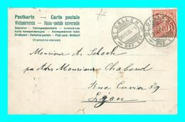 A940 / 669  Cachet ST GALLEN 1905 - Poststempel