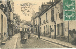 Saint Avertin Rue Principale La Poste - Saint-Avertin