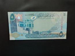 BAHREÏN * : 5 DINARS    L. 24 / 2006      P 27     NEUF ** - Bahrain