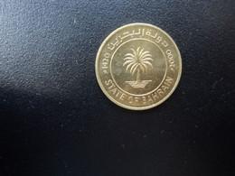 BAHREÏN * : 10 FILS   1420 - 2000   KM 17     NON CIRCULÉE ** - Bahrain