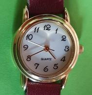 Montre Quartz Pile Neuve - Sans Bracelet - Largeur 12 Mm - Diamètre 2.4 Cm - Pub TÉLÉ 7 JOURS - Années 2000 - Orologi Pubblicitari