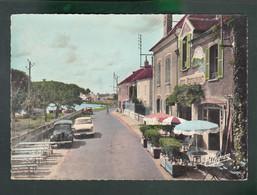 CP - 77 - Misy-sur-Yonne - Le Gardon Frétillant - Renault Juvaquatre - Autres Communes