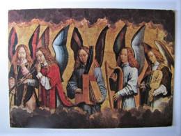 ARTS - TABLEAU - H. Memlinc - Le Christ Entour D'anges Musiciens (volet Droit) - Paintings