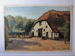 ARTS - TABLEAU - J.H.Weyns - Ferme Près De Doorn - Paintings