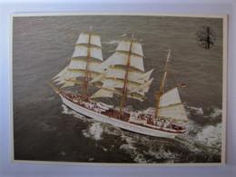 TRANSPORTS - BATEAU - Voilier - Sailing Vessels