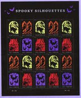 United States. USA 2019.  Spooky Silhouettes MNH** - Ongebruikt