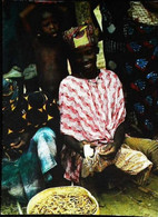 ►  CPSM   Rwanda Femmes Au Marché - Rwanda