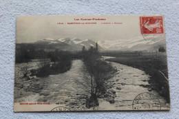 Cpa 1914, Bagnères De Bigorre, L'Adour à Pouzac, Hautes Pyrénées 65 - Bagneres De Bigorre