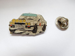 Beau Pin's Pins , Auto BMW , Rallye , Jean Louis Hervieu - BMW