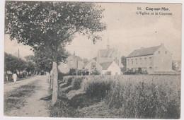 Le Coq-De Haan-L'Eglise Et Le Couvent - De Haan