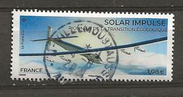 Année 2021 Solar Impulsé Réf 2 - Used Stamps