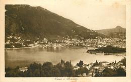COMO E BRUNATE 1929 - Como
