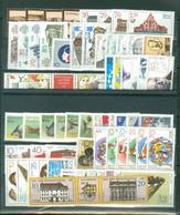 RDA / DDR    Année  Complète  1987   * *   TB - Unused Stamps