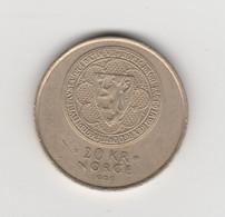 NORVEGE - 20 COURONNES 1999 FORTERESSE D'AKERSHUS - Norwegen