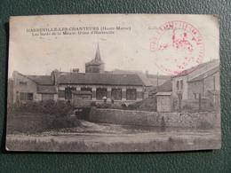 Cpa 52 Harreville Les Chanteurs ( Haute Marne ) Les Bords De La Meuse - Usine D'Harreville - Autres Communes