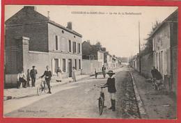 Oise - Crevecoeur Le Grand - La Rue De La Rochefoucauld - Crevecoeur Le Grand
