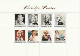 Österreich PM Marken Edition Marilyn Monroe Ohne Folder ** Postfrisch - Private Stamps