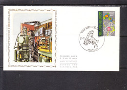 2036 Soie Cyclotron I.R.E. De Fleurus - 1981-90