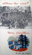 H 5 Lettre/ Document/  Fascicule Pour Aller En Sto La Reléve - Guerre De 1939-45