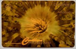 Dominica 7CDMI EC$10 Anemone - Dominica