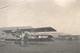 BIPLAN DORAND AR-1 - Avion De Reconnaissance Guerre 14/18 - Photo Originale - Aviación