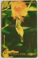Dominica 230CDMB EC $10 Humming Bird - Dominica