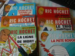 Ric Hochet   (réédition  1974 à 1978) - Ric Hochet
