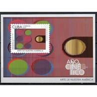 🚩 Discount - Cuba 2009 Modern Art  (MNH)  - Art - Blocs-feuillets
