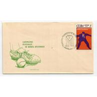 "🚩 Discount - FDC 1972 ""World Amateur Baseball Champions Of 1972, Cuba""  (U)  - FDC Cuba - FDC"