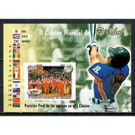 🚩 Discount - Cuba 2009 World Baseball Classic  (NG)  - Baseball - Blocs-feuillets