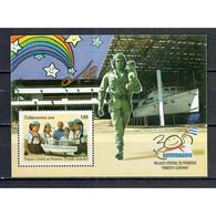 🚩 Discount - Cuba 2009 The 30th Anniversary  (NG)  - Ernesto Chegevara - Blocs-feuillets