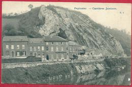 C.P. Pepinster  =   Carrières  JAMINON - Pepinster