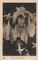 Anna May Wong Vintage 1930s Postcard - Schauspieler