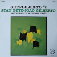 STAN GETZ Quartet & JOAO GILBERTO Trio - Enregistrement En Public Au Carnegie Hall En 1964 - Verve - Jazz