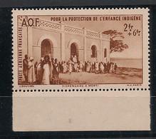 Cote D'Ivoire - 1942 - Poste Aérienne PA N°Yv.7a - Variété Sans Nom De La Colonie - Neuf Luxe ** / MNH / Postfrisch - Neufs