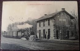 La Croix Saint Leufroy (27) La Gare - Altri Comuni