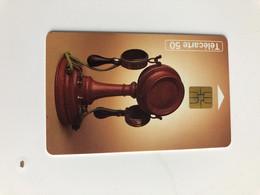 Télécarte Téléphone Mildé 1892 - Telefoni