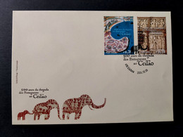 PORTUGAL FDC COVER - 2006 The 500th Anniversary Of The Arrival Of The Portuguese In Ceylon (STB10-C7) - FDC
