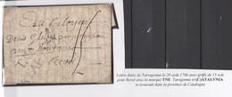Précurseur Du 28 Août 1796. Voir Les Scans Tout Est Indiqué. Avec Contenu - 1701-1800: Vorläufer XVIII