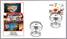 ATHLETIC DE BILBAO - 3 FINALES 2021 - Futbol - Football. Basauri 2021 - Equipos Famosos
