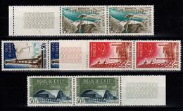 YV 1203 à 1206 N** Complète En Paires Cote 6 Euros - Unused Stamps
