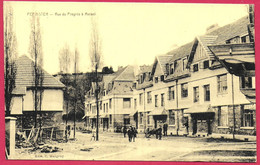 C.P. Pepinster  =  MATADI  :  Rue  Du  Progrès - Pepinster