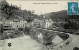 12*Aveyron* - Saint Laurent D' Olt - Le Pont - Other Municipalities