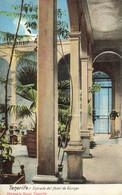 R591222 Tenerife. Entrada Del Hotel De Guimar. Herzogs Bazar Tenerife - Welt
